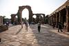 DELHI17.1 (34 of 35) (turkishraf) Tags: delhi india qutub minar purana quila air dreamline dreamliner 787 islamic art islam hinduism hindustan