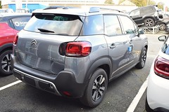 The New Citroën C3 Aircross (>Tiarnán 21<) Tags: citroen c3 aircross grey