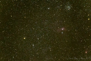 Ngc 7635 - Nebulosa de la Burbuja