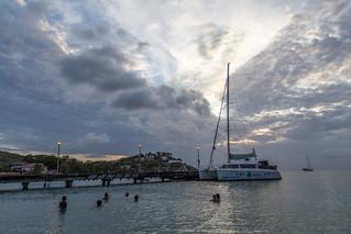 Anse Mitan, Les Trois-Ilets, Martinique