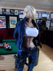 Jenna in blue (Blondeactionman) Tags: