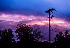 Stormy Morning (DMWardPhotography) Tags: clouds storm stormclouds sunrise