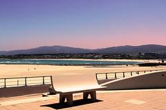 Burela-Foz-.07-16 (gilmavargas) Tags: burelafoz0716 mountain sea sky bay burela foz galicia spain beach playa