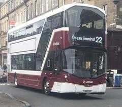 Lothian Buses 456 SJ66 LPX (20.09.2017) (CYule Buses) Tags: service22 wrighteclipsegemini3 transportforedinburgh lothianbuses sj66lpx 456
