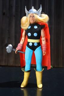 World's Greatest Super Heroes - Thor ( Mego 1975 )