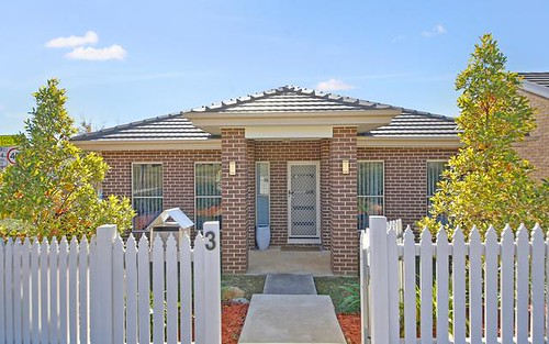 3 Maloney Chase, Wilton NSW