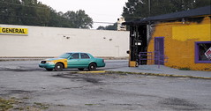 For Sale (N.the.Kudzu) Tags: urban city atlanta georgia car forsale olympusomdm10mkii olympusviewer3 glenwoodrd