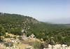 A sarcophagus in a big landscape (VillaRhapsody) Tags: landscape pınara pinara lycian ancient site roman preroman historical grave spring fethiye turkey mountains