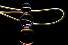 Light Painting (Martina Stoltz) Tags: light painting lightpainting ball crystal crystalball glas glaskugel lichtmalerei licht kreativ flickr instagram instagood instagramer nikon d7200 tamron