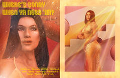 #2 (Wayne Rhys) Tags: second life sl secondlife virtual world reality video game gamer gaymer art photography fashion blog blogger bloggie blogster cher 70s 80s 60s vintage funk disco psychadelic queen icon diva queer trans transgender nonbinary non binary lgbt lgbtqa lgbtq