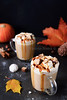 Pumpkin Caramel Spice Latte on black background (Arx0nt.) Tags: latte pumpkin spice background beverage caramel coffee cream drink food glass halloween healthy holiday hot orange sweet autumn cinnamon cocktail fresh honey organic rustic tasty whipped winter dark morning refreshment breakfast mousse anise creamy cardamom homemade vegetable squash festive delicious woman traditional fall dessert letters sweater block vegetarian milk butternut