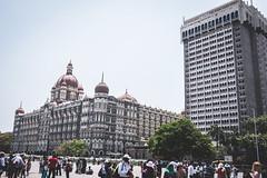 Mumbai - Bombay - Gates of India-2