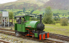 Sir Tom 0Q6A5978 (jmdouble) Tags: threlkeld cumbria bagnall steam locomotive saddletank narrowgauge