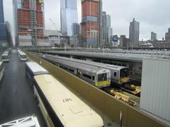 IMG_0977 (Sweet One) Tags: highline nyc newyorkcity usa mta lirr longislandrailroad trains yard