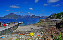 The Cuillins seen from Elgol,Island of Skye (murraymcbey) Tags: thecuillinmountains isleofskye elgol