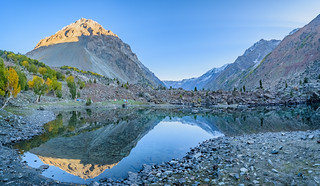 Lake 2 in the Naltar valley, GB Pakistan