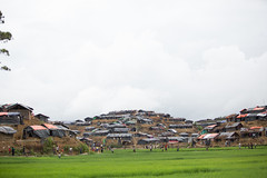 Responding to the humanitarian crisis in Cox's Bazar (BRACGlobal) Tags: coxs bazar brac humanitarian response emergency bangladesh displaced settlements aid childfriendly child children childcare protection