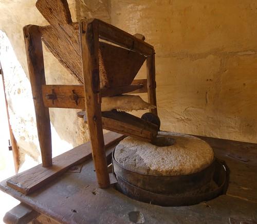 Ta' Kola Windmill museum