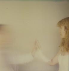 Rencontre (Encounter) (l'imagerie poétique) Tags: limageriepoétique poeticimagery encounter rencontre ghost fantôme autumnroidweek2017 polaroidsx70