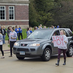 "<b>Homecoming Parade</b><br/> Saturday morning the Homecoming Parade commenced. The parade was put on by SAC, Student Activities Council. Photo Taken By: McKendra Heinke Date Taken: 10/7/17<a href=""http://farm5.static.flickr.com/4469/37497588350_c18c1e59d3_o.jpg"" title=""High res"">∝</a>"