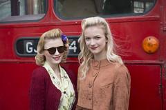 20170812_117- Laura & Danielle (David-Hall) Tags: girl crich 1940s 2017