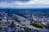 Frankfurt am Main with EZB (Lesya Grammatey) Tags: frankfurtammain main ezb architektur altstadt