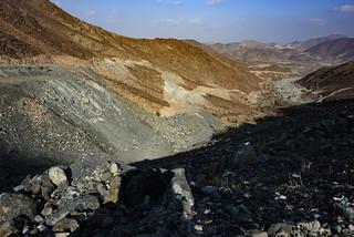 Desert meets the Hill