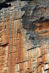 Serpentine (blachswan) Tags: grampians grampiansnationalpark gariwerd gariwerdnationalpark nationalpark victoria australia mountstapylton mtstapyltonamphitheatre taipanwall rockclimbing cliffs climbing climber