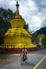 Yellow (Chas Pope 朴才思) Tags: 2017 china danba kham serk sichuan cycling iphone