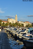 Matejuška port in Split
