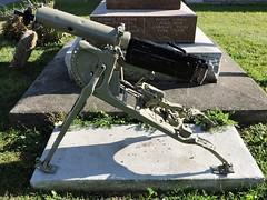 Gun (Will S.) Tags: mypics springbrook ontario canada warmemorial inmemoriam guns bust worldwarone wwi ww1