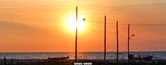 Sunset in Morondava (fotochut) Tags: sun sunset sky soleil sea madagascar ocean mer clouds ciel landscape