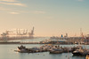 Sunrise at Valencia Port (ivansanramon) Tags: valencia sunrise canon 750d spain