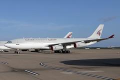 A340-2.A7-HHK-6 (Airliners) Tags: qatar qatarexecutive qatarairways 340 a340 a3402 a340200 airbus airbus340 airbus340200 airbusa340 government iad a7hhk 91917