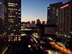 (mariananox) Tags: sp lights city cidade luzes night noite entardecer street