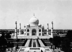 India = Taj Mahal, Agra (rossendale2016) Tags: agra mahal taj india