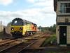 70808 Liskeard (16) (Marky7890) Tags: colasrail 6c36 class70 70808 liskeard cornishmainline freight cornwall train
