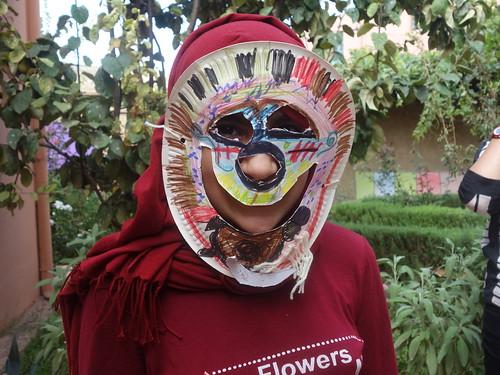 """Un masque : """" Bilmawn"""" (7)"""