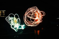 (demetra.michaela) Tags: longexposition longexposure spark sparklers