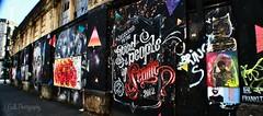 Seattle street art (jessicagull) Tags: graffiti seattle art urbanart streetart tagart seattlegraffiti downtownseattle downtownseattleart colorful bright spraypaint painting