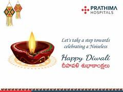 Happy Diwali _ FB _ Prathima (PrathimaHospitals) Tags: prathimahospitals wishing you all happy diwali lets celebrate noiseless