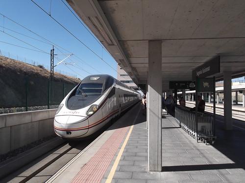 Segovia állomás
