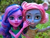(Linayum) Tags: kjerstitrollson mouscedesking mh monster monsterhigh mattel doll dolls muñeca muñecas toys toy juguetes juguete ganchillo crochet handmade selfie linayum