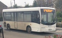 PCL Travel KX58 LJA (19.10.2017) (CYule Buses) Tags: servicet1c plaxtonprimo pcltravel kx58lja