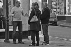 About this Big (G Reeves) Tags: nikond810 garyreeves outside urban town seaford eastsussex bw blackwhite blackandwhite monochrome closeups streetphotography street people workers life men women man woman nikon