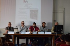 "Incontro con il prof. Riccardo Capanno • <a style=""font-size:0.8em;"" href=""http://www.flickr.com/photos/141620510@N02/37875153171/"" target=""_blank"">View on Flickr</a>"