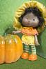 (LegionCub) Tags: orange blossom strawberryshortcake kenner doll toy girl pumpkin fall halloween