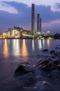 南丫發電廠,Lamma Power Station,HongKong