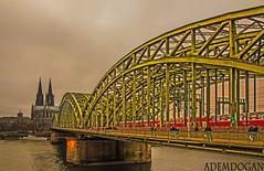 KÖLN (01dgn) Tags: köln city travel holiday colors bridge nrw deutschland germany almanya landscape cologne dom cathedral kölnerdom