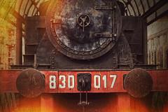 Locomotiva Breda FS 830-017 (C-Smooth) Tags: locomotiva archeologiaindustriale treno macchina vapore convoglio 1906 breda italy sestosangiovanni mi fs830 017 unità carroponte story historical design